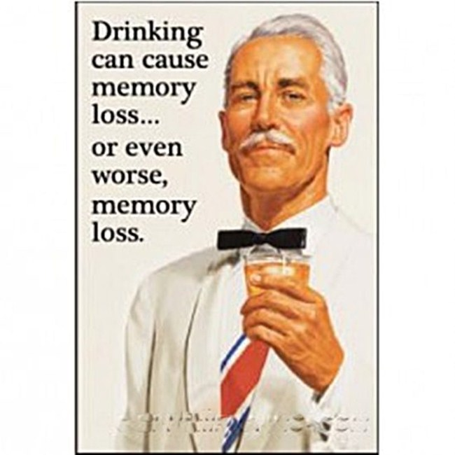 Herbal medicine for memory loss